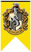 Harry Potter- Hufflepuff Crest Banner Fabric Poster 80cm x 130cm