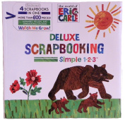 The World of Eric Carle - Deluxe Scrapbooking Simple 1-2-3 - September 7, 2013