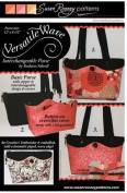 Versatile Wave Purse Pattern By Susan Rooney Patterns