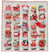 Only 25 More Sleeps! Christmas Advent Calendar Pattern