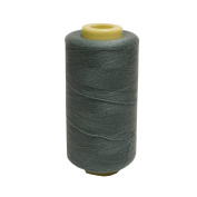 6000 Yards Ocean Mist Sewing Thread All Purpose 100% Spun Polyester Spools Overlock Cone