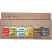 Ken Oliver Colour Burst Powder 6/Pkg-Moroccan