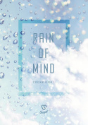 SNUPER - Rain of Mind (3rd Mini Album) CD with Photo Booklet Folded Poster