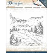 Find It Trading Precious Marieke Winterfun Embossing Folder-
