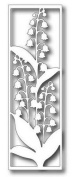 Tutti Designs Lily of the Valley Panel Cutting Die TUTTI-191