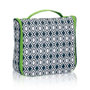 Thirty One Hanging Traveller Case in Navy Perfect Pendant - 8161 - No Monogram