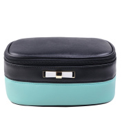 Portable Travel Jewellery Accessories Box Jewellery Case Dressing Case Cosmetic Bag Makeup Collection Holder Gift Box cometic storage bag