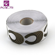 KADS 500pcs Nail Art Tips Forms Acrylic UV Gel Tips Extension Manicure Tool by KADS Co.,Ltd