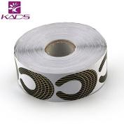 KADS 500pcs Nail Art Tips Forms Acrylic UV Gel Tips Extension Manicure Tool by KADS Co.,Ltd