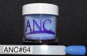 ANC Dipping Powder 60ml #64 Blue Glitter