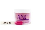 ANC Dipping Powder 60ml #26 Pink Flamingo