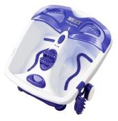 Hot Spa Foot Bath Plus Heat Acupressure Massage Centre 61355 Heated Vibrating