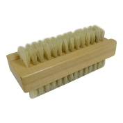 Acqua Sapone Natural Bristle Two Sided Wood Nail Brush