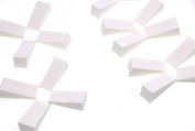 Kooba Face Applicators Powder Puff Makeup Blender Puff Sponges for Cosmetic Flawless Foudation 20pc Set …