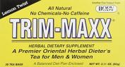 Body Breakthrough Diet Trim-Maxx Tea Lemon - 30 Tea Bags by BODY BREAKTHROUGH
