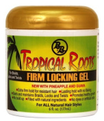 BB Tropical Roots Firm Lock Gel 180ml by Bronner Brothers