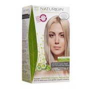 Naturigin Permanent Hair Colour, Lightest Ash Blonde by Cutting Edge International, LLC
