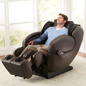 Brookstone Signature Massage Chair Created in Partnership with Inada
