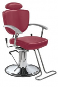 All Purpose Hydraulic Recline Barber Chair Shampoo 67J by BestSalon