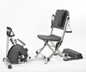 Resistance Chair & Smooth Rider II exercise cycles Combo by VQ Action Care
