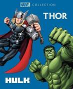 Marvel Collection Thor & Hulk