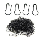 500Pcs Metal Gourd Safety Pins Small Steel Wire Craft Clothing Tag Pin Clip Buttons Clothing Trimming Fastener Tool DIY Home Accessories