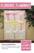 Florence Flamingo Quilt Pattern by Elizabeth Hartman