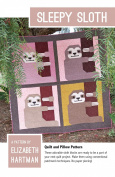 Sleepy Sloth Quilt Pattern by Elizabeth Hartman