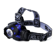 Demiawaking 2000LM CREE XM-L XML T6 LED Headlamp Headlight Flashlight Head Light Lamp