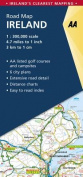 AA Road Map Ireland
