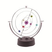 ScienceGeek Kinetic Art Asteroid - Electronic Perpetual Motion desk toy Home Decoration