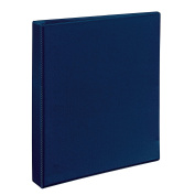Avery Heavy-Duty Reference View Binder with 2.5cm EZD Rings, Navy Blue