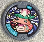 Yo-Kai Watch Series 2 Bloominoko Medal [Loose] …