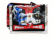 Power Rangers Boys' Trifold Wallet - - Mega Force Final Starke