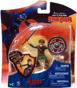 How to Train Your Dragon Series 3 Poseable 10cm Action Figure Hiccup with Sword and Shield