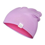 MayLily® Premium | Reversible Baby Beanie BAMBOO Cap | Anti allergic | 3-9 months and 1-2 years old | Made in EU | available in many colours