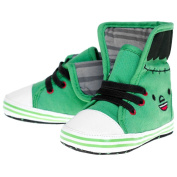 Sourpuss Boys' Booties green 12 - 18 Monate