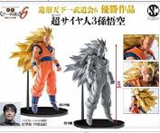 Banpresto Dragon Ball Z Scultures BIG 6 Vol. 5 Son Goku Super Saiyan 3 DBZ288 /item# G4W8B-48Q49376