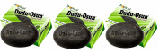 Dudu Osun 150 g Tropical Pure Natural African Black Soap - Pack of 3