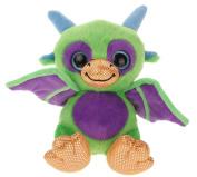 "Blickfanger & Glitter Bauer14207 20 cm Bauer Dino ""Bat"" Plush Toy"