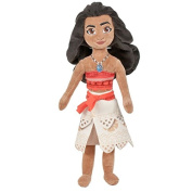 "Moana - Plush toy Vaiana 16""/43cm (girl) - Quality super soft - niñaT5"