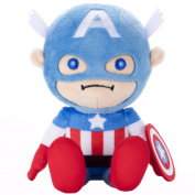 Marvel Beans Collection Height 14.5cm Captain America