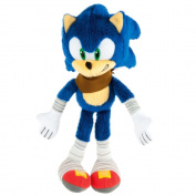 Sonic the Hedgehog T22505A5SONIC Sonic Boom - Officially Licenced 20cm Plush Toy