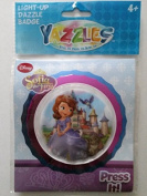 Yazzles Light-Up Dazzle Badge, Sofia the First by Blip Toys, LLC