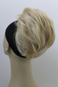 New UpDo Straight Synthetic Drawstring Scrunchies Instant Hairdo Bun Ponytail long Hair Wig Extension short 18cm length