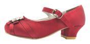 Rsb Girl's Lilian Satin Formal Shoes