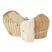 Luxury British Made Soft Thick Thermal Izzy Pod Noah Pod Snuggle Pod Bubble Moses Basket Dressing Covers