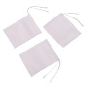 VWH Disposable Drawstring Paper Empty Tea Filter Bags Tea Infuser Bags