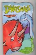 Kids Die-Cut Big Board Books (Dinosaurs) by bendon Publishing International, Inc.