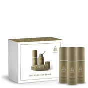 Alpha-H Liquid Gold Trio 3X100ml. (Worth £80.50) a concentrated anti-ageing formula expertly designed to resurface skin texture and effectively diminish the appearance of wrinkles, acne scarring and sun damage.